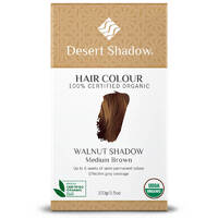 Desert Shadow Organic Hair Dye - Walnut Shadow 100g