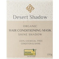 Desert Shadow Organic Hair Treatment - Shine Shadow 100g
