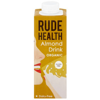 Rude Health Almond & Rice Dairy Free Drink ~ 250ml