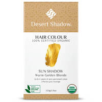 Desert Shadow Organic Hair Dye - Sun Shadow 100g