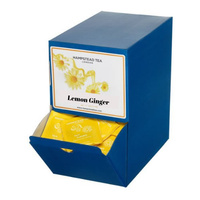 Hampstead Tea Lemon Ginger Herbal Tea (Organic ) ~ 250 Tea Bags