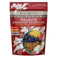 Food to Nourish Paleo's Breakfast Adventure 800g