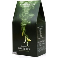 Hampstead Tea White Loose Leaf Tea (Organic) ~ 40g Pouch
