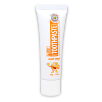 Riddells Creek Children's Toothpaste Orange (Organic) ~ 50g