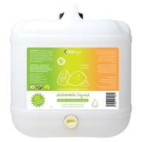 Ecologic Lemon Lime Dish Liquid ~ 15L