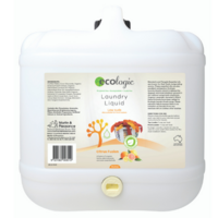 Ecologic Citrus Fusion Laundry Liquid ~ Bulk Value 15L