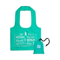 Onya Bulk Food Bag Aqua ~ Tote