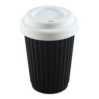 Onya Reusable Coffee Cup Black - Regular