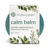 The Physic Garden Calm Balm ~ 50g