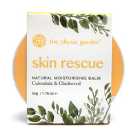 The Physic Garden Skin Rescue ~ 50g