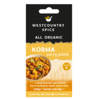Westcountry Korma Curry Paste (Organic) ~ 46g