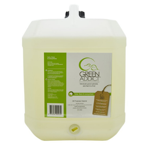 GreenAddict Natural All Purpose Surface Cleaner ~ 20 Litre Refill