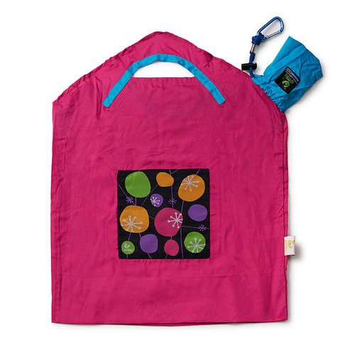 Onya Reusable Shopping Bag Pink Retro ~ Small