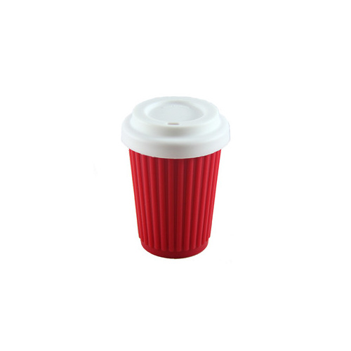 Onya Reusable Coffee Cup Red - Regular